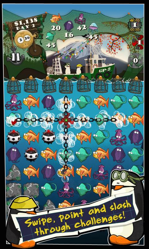 Grumble&Piccolo's FishingTrip!- screenshot