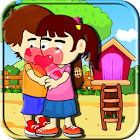 Kissing Game-Kids Love Time icon
