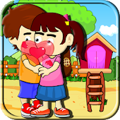 Kissing Game-Kids Love Time