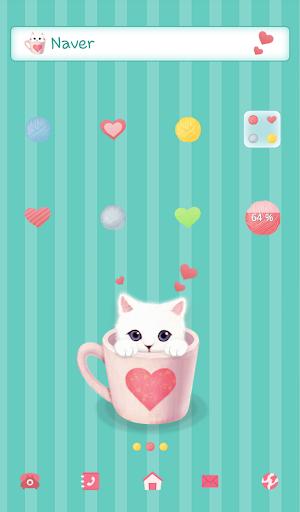 아기고양이 Miya 도돌런처 테마