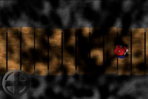 The Island- screenshot