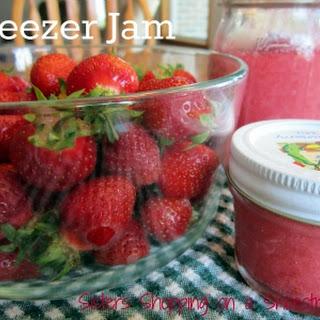 No-Cook Freezer Jam.