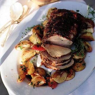 Harvest Pork Loin.