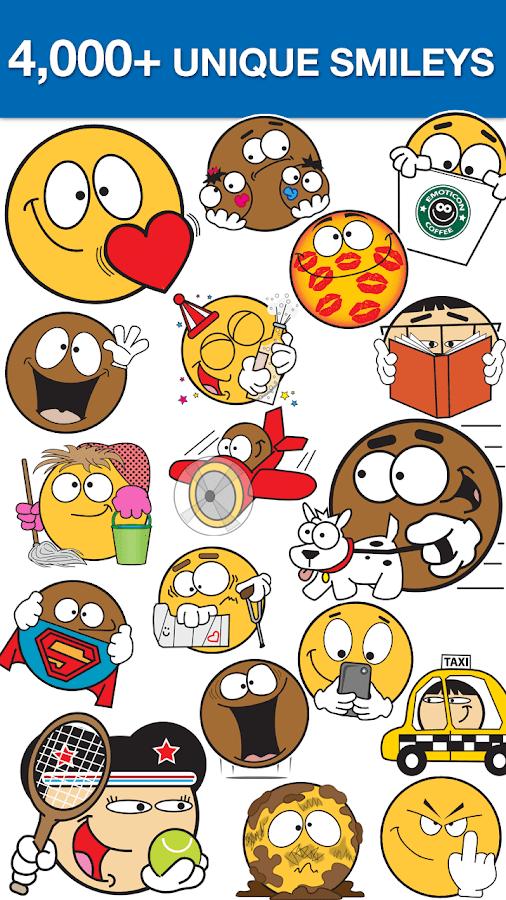 Emojidom: Chat Smileys & Emoji - screenshot