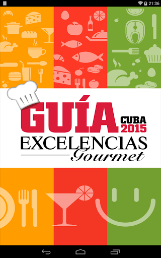 Guia Excelencias Gourmet Cuba