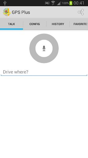 Gps Talk And Drive