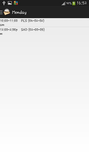 【免費教育App】ICT Timetable-APP點子