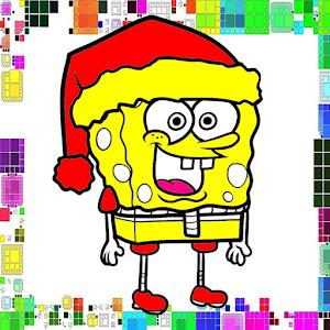 Download App Coloring Book Sponge - iPhone App