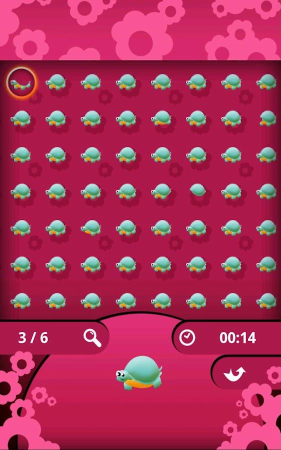 Find me! for kids- screenshot