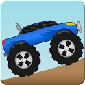 Truck Racing - Hill Climb icon