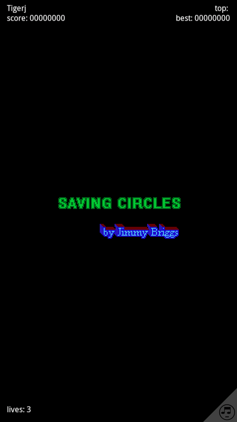 Saving Circles (free) - screenshot