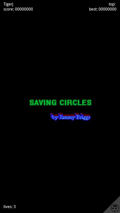 Saving Circles (free)- screenshot
