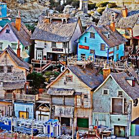 Popeye Village by John Bonanno - Buildings & Architecture Public & Historical (  )