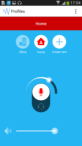 Petralex Hearing aid Screenshot