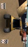 Screenshot of Bulldozer Challenge