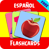 Kids Flashcards - Spanish