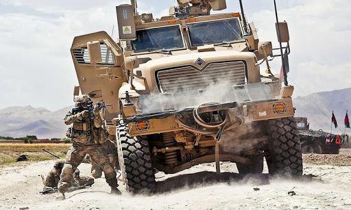 軍用車輛拼圖