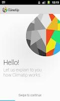 Screenshot of Climatip