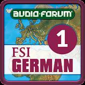 FSI German 1 (Audio-Forum)
