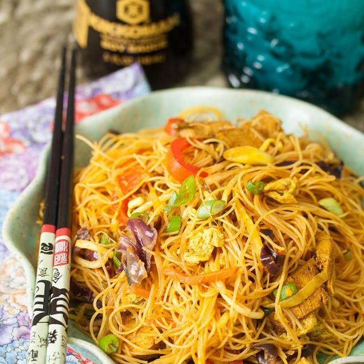 Singapore Mei Fun Recipe
