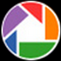 Picasa on Tablet logo