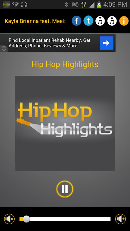 Hip Hop Highlights- screenshot