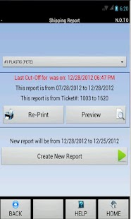 Weigh & Pay Scale App PopScrap - screenshot thumbnail