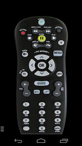 Remote Control for VIP1200 ser