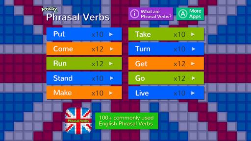 English Phrasal Verb Tests