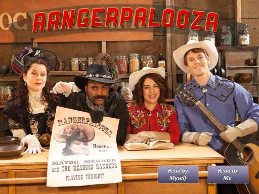 TVOKids Rangerpalooza