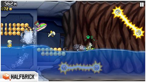 Jetpack Joyride Screenshot 30