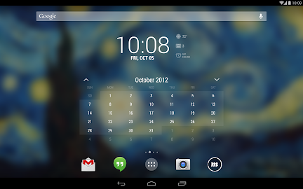 Muzei Live Wallpaper Screenshot 1