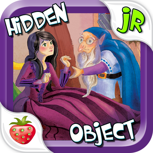 Hidden Object Jr Snow White LOGO-APP點子