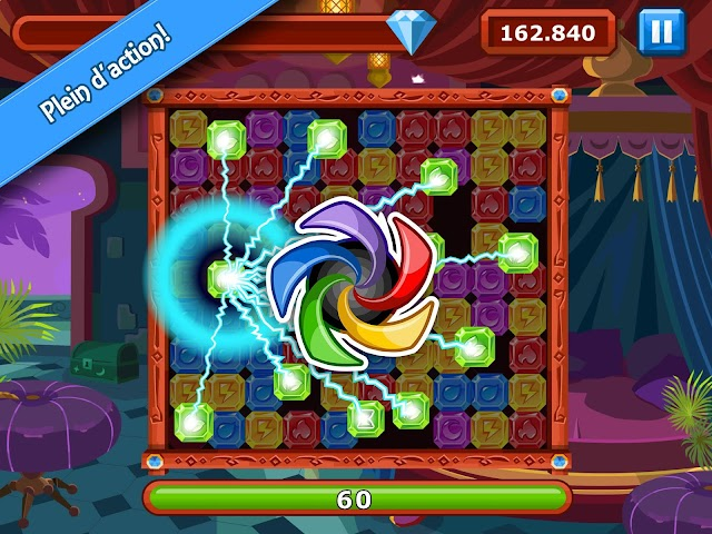 android Diamond Dash Screenshot 2