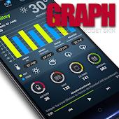 Graph Zooper Widget Skin