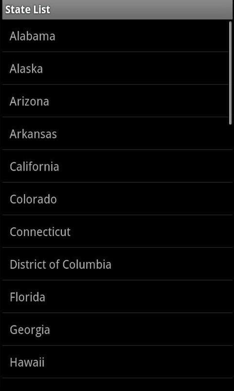 FBI Field Offices for Phones screenshot #6