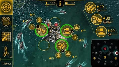 Oil Rush: 3D naval strategy Screenshot 15