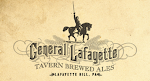 Logo for General Lafayette Brewery