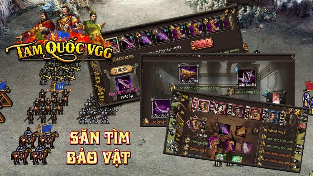 Tam Quốc VGG - Tam Quoc - screenshot