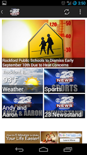 23 News to Go - screenshot thumbnail