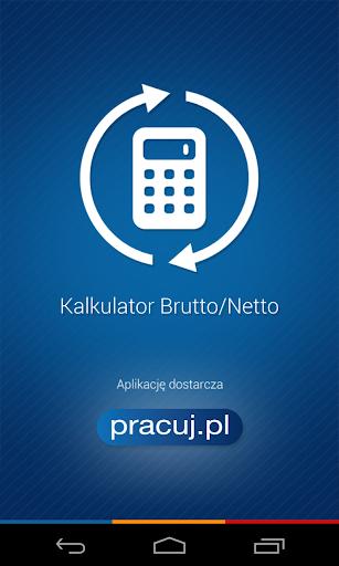 Kalkulator płac - Brutto Netto