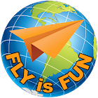 FLY is FUN Aviation Navigation icon