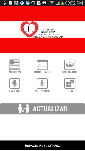 SOCIEDAD COLOMBIANA DE CARDIO