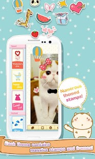 DECO+ ~ Cute photo editor ~- screenshot thumbnail
