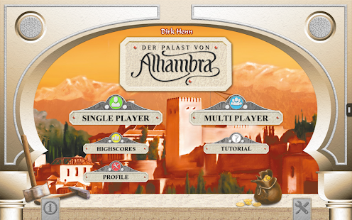 Alhambra Game- screenshot thumbnail