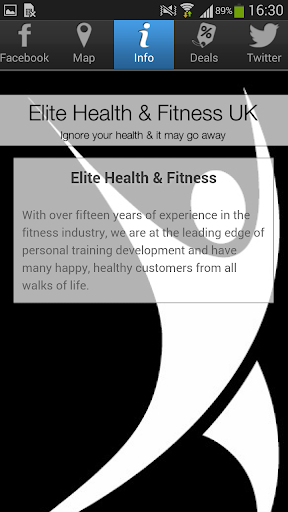 免費下載商業APP|Elite Health & Fitness UK app開箱文|APP開箱王