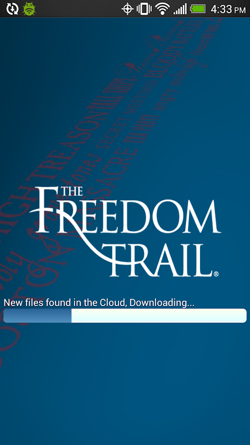 Freedom Trail® Official App- screenshot