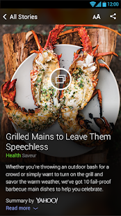 Yahoo- screenshot thumbnail
