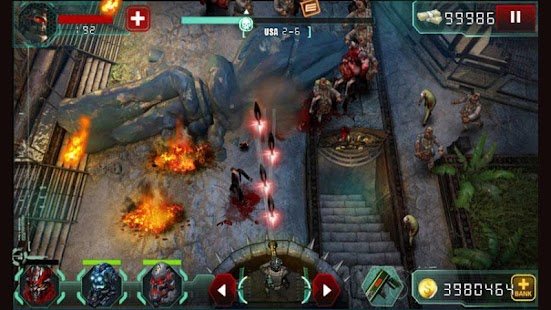 Zombie World War Screenshot 21