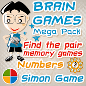 Memory Games Mega Pack HD Free